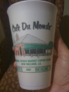 Tales from the IPCPR in New Orleans Part 1:  Worth it for an Iced Coffee?