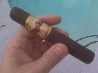 Cigar Review: San Cristobal Clasico by Ashton
