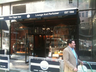 Cigar Place Review:  The Cigar Inn (2nd Avenue) in New York City