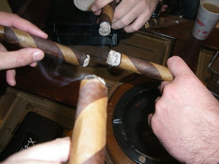 Post 200:  The Cigar Enthusiast