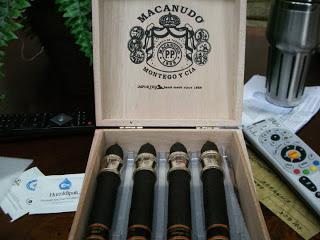 Cigar Review: Macanudo Vintage 1997 Maduro
