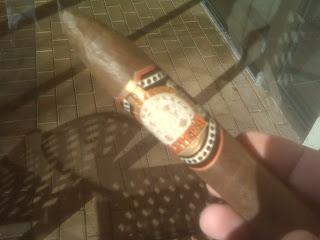 Cigar Review: Gran Habano Azteca