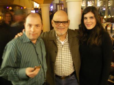 A Night of Cigar-ebrities – Ernesto Perez-Carrillo and Jeff Borysiewicz