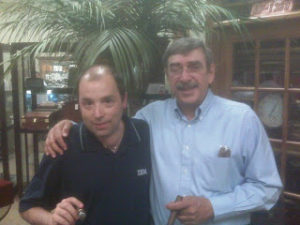 Cigar-ebrity Alert: Manuel Quesada in Charlotte on 2/23