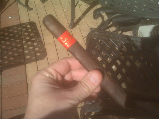 Cigar Review: CAO Maduro L'Anniversaire
