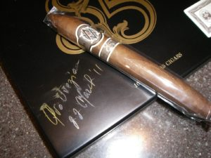 2011 Cigar of the Year Countdown #5 Avo Limited Edition 2011 85th Anniversary (Avo LE11)  (Part 26 of Epic Encounters)