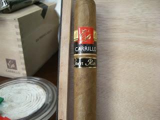 Cigar Review: E.P. Carrillo Short Run 2010