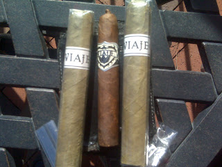 Cigar Preview:  Viaje WLP Candela and Viaje Exclusivo Short
