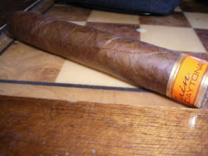 Cigar Review: Cain Daytona