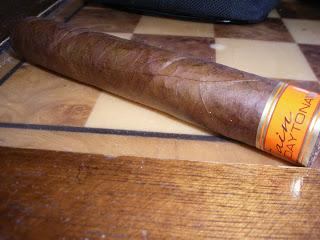 Cigar Review: Cain Daytona