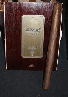 Cigar Pre-Review:  Pre-Release of the Swag Limitado 99