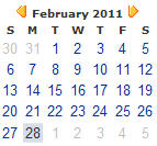 Month in Review: February 2011