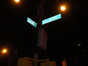 Post 300: A Sort of Homecoming – Florio's in Little Italy, New York
