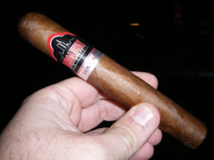 Cigar Review: La Aurora Broadway Series