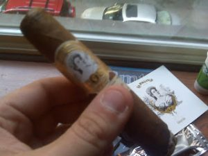Cigar Review: La Palina 1896