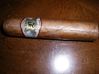 Cigar Review: Fonseca CXX Anni