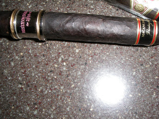 Cigar Preview: Macanudo Vintage 1997 Maduro Line Extension and Metal Band Update (Part 21 of the 2011 IPCPR Series)