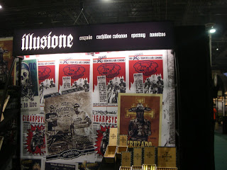 Cigar Preview: Illusione Maduro Line hl, cg4, 88, 888 and mj12 (Part 23 of the 2011 IPCPR Series)