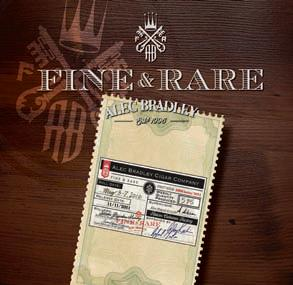 Cigar Preview: Alec Bradley Fine and Rare (Part 43 of the 2011 IPCPR Series)