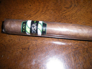 Cigar Pre-Review: CAO OSA Sol (Part 49 of the 2011 IPCPR Series)