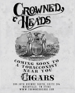 "Cigar Aficionado Reports Crowned Heads's First Cigar ""Four Kicks"" to be made by E.P. Carrillo"