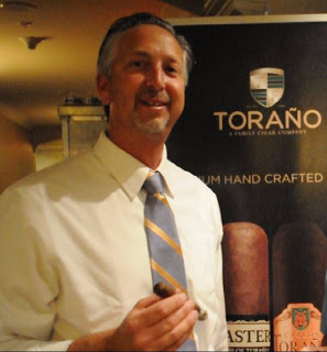 Interview: Charlie Toraño from Toraño Family Cigars (Part 29 of the 2011 IPCPR Series)