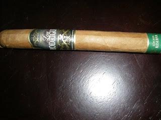 Cigar Review: Lou Rodriguez Edicion Reserva Connecticut (Part 48 of the 2011 IPCPR Series)