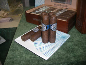 Cigar Preview: Line Extensions to Macanudo Cru Royale (Part 36 of the 2011 IPCPR Series)