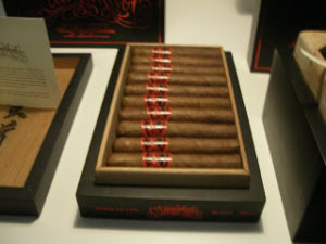 Cigar Pre-Review: Room 101 Namakubi  Pre-Release Sample (Part 41 of the 2011 IPCPR Series)