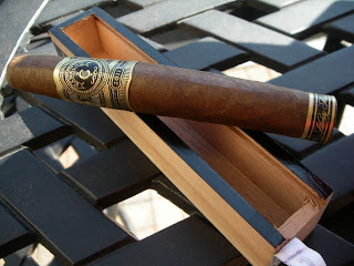 Cigar Review: Camacho Liberty 2011