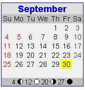 Month in Review: September 2011