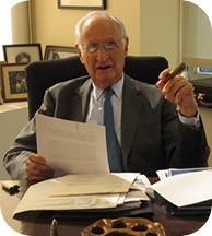 2011 Cigar Coop Hall of Fame Inductee: Edgar Cullman Sr.