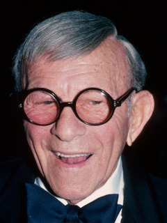 george burns film crossword