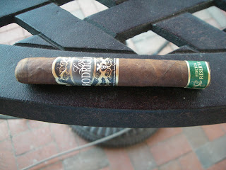 Cigar Review: Lou Rodriguez Edicion Reserva Maduro (Part 55 of the 2011 IPCPR Series)