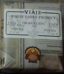 Cigar Preview: Viaje White Label Project Stuffed Turkey
