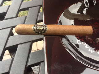 Cigar Review: Chinnock Cellars Private Reserve  (Part 56 of the 2011 IPCPR Series)