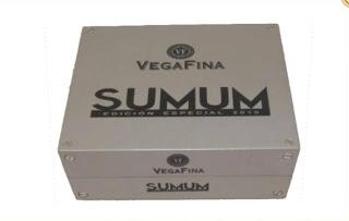 Cigar Preview: VegaFina Sumum Edicion Especial  2010
