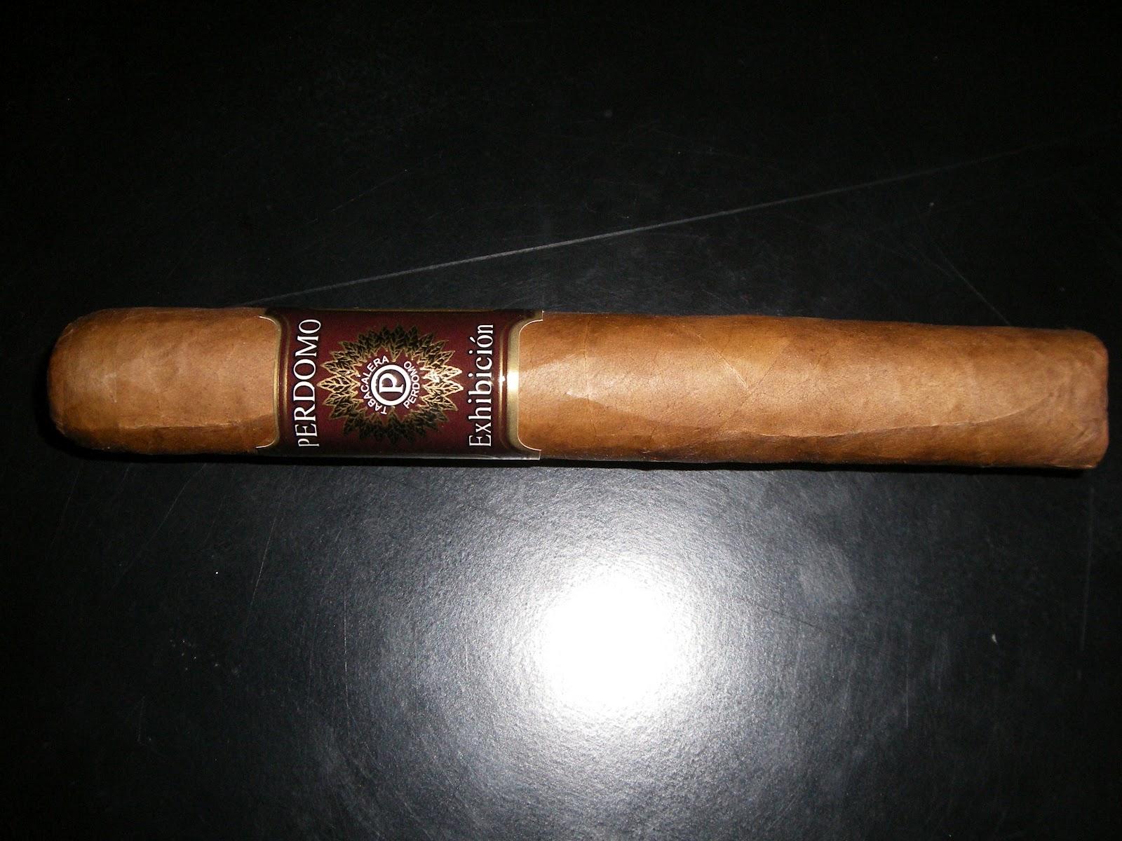 Cigar Review: Perdomo Exhibición Exhibit Sun Grown