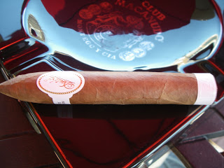 Cigar Review: Davidoff Limited Edition 2011 White Edition