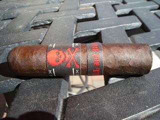 Cigar Review: Viaje WMD 2012