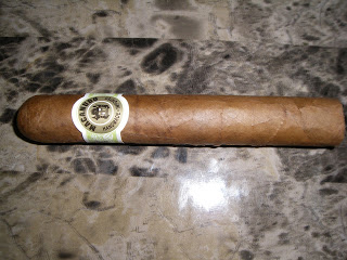 Cigar Review: Macanudo Cafe Gigante