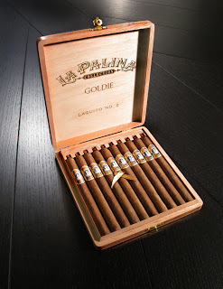 Press Release: La Palina debuts the La Palina Collection with the release of the Goldie Laguito No. 2