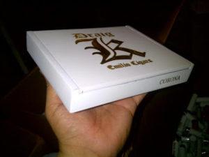 Press Release: Draig K by Emilio Cigars