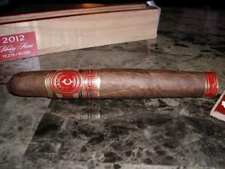 Cigar Preview: Camacho Liberty 2012