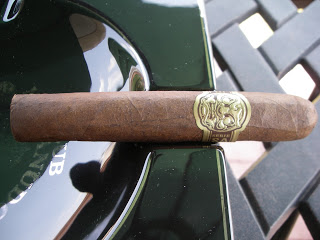 Cigar Review: Room 101 San Andres