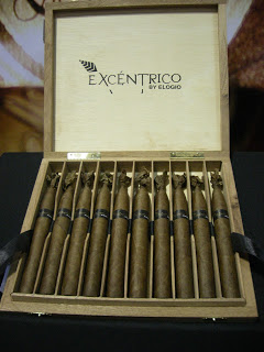 Cigar Preview: Excéntrico by Elogio