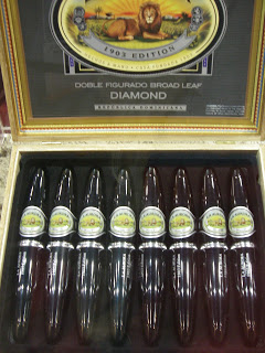 Cigar Preview: La Aurora Preferidos Diamond