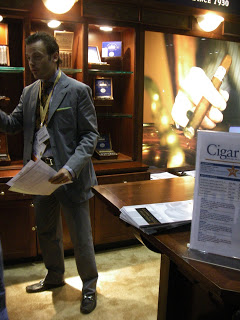 Feature Story: Nat Sherman at IPCPR 2012