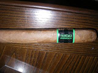 Cigar Preview: Trinidad Paradox by Altadis