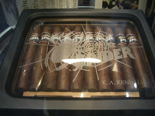 Cigar Preview: K.A. Kendall's Spider (7-20-4 Cigars)